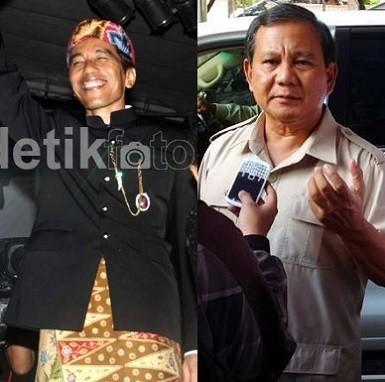 Gerindra Masih Ngarep Duet Prabowo-Jokowi, PDIP: Tunggu Hasil Pileg