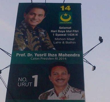 Yusril Serang Jokowi, Ketua PDIP: Semua Orang Seperti Bebas Meludah