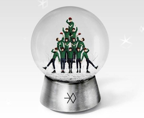 Ini Bocoran Lagu di Album \Miracles in December\ EXO
