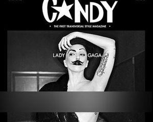 Jadi Cover Majalah, Lady Gaga Hias Payudara dengan Kalajengking