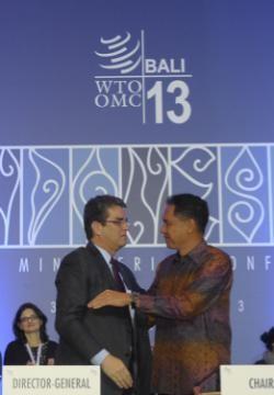 Pemerintah Habiskan Rp 109 Miliar untuk Konferensi WTO di Bali