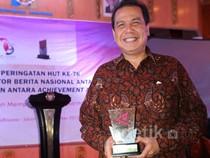 CT Raih Antara Achievement Awards 2013