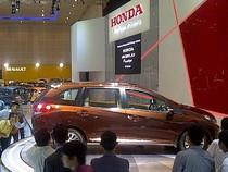 Honda: 10.000 Mobilio Sudah Terpesan