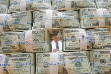 Cadangan Devisa China US$ 3,82 Triliun, Kalau RI Cuma US$ 99,4 Miliar