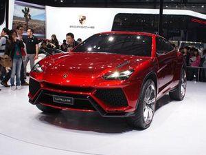 Lamborghini Lahirkan SUV di 2017