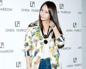 Krystal f(x), Si Imut Lee Bo Na di \The Heirs\ yang Suka Tampil Edgy