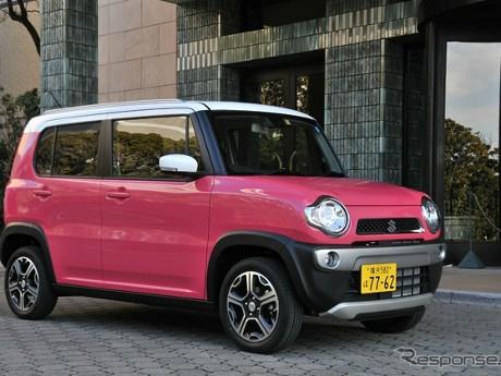 Test Drive Suzuki Hustler