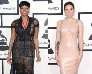 Selebriti Berbusana Terburuk di Grammy Awards 2014