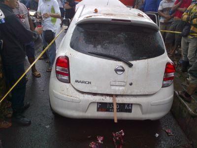 Mobil Nissan Penyimpan Mayat Dibeli Feby Lorita