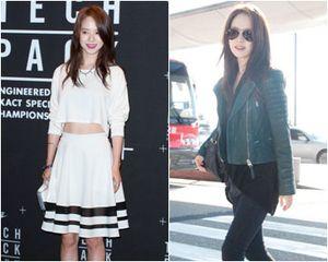 Korean Style: Gaya Edgy Sampai Feminin Song Ji-hyo \Running Man\