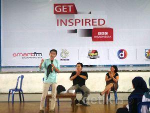 Anak Muda Penginspirasi di Diskusi Get Inspired