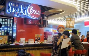 Sushi Bar: Mengurus Sertifikasi Halal MUI Ternyata Murah dan Cepat