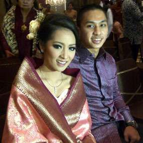 Dilamar Rama Sofiar, Niken Anjani Akan Menikah Oktober