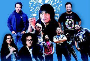 47 Gitaris Indonesia Siap Galang Dana bagi Korban Bencana Alam