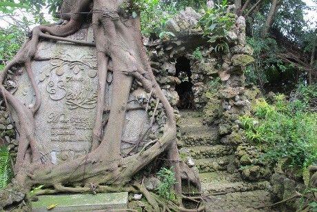 Image result for Taman Sesaji Pusatnya Makhluk Gaib ki joko bodo