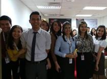 Ini Dia Tempat Pramugari Cantik AirAsia Berkumpul