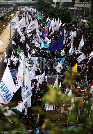 11 Agenda Publik di Jakarta Hari Ini, Dari Unjuk Rasa Hingga Rapat Partai