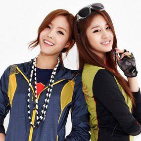 Jiyeon dan Hyomin T-Ara Debut Solo April