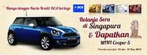 Lucky Draw Berhadiah MINI Cooper S Bagi Pengguna Setia BCA Card