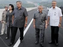 Presiden SBY Tinjau Tol Semarang-Solo