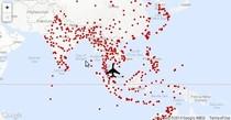 600 Landasan yang Berpotensi Jadi Pendaratan MH370 Bila Disembunyikan
