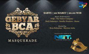 Keanggunan Masquerade di Episode Perdana Gebyar BCA Fase Baru