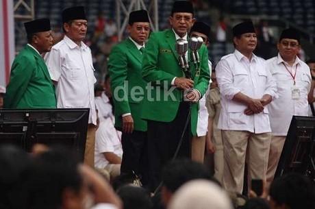 Suryadharma Ingin Jadi Cawapres Prabowo? Ini Jawaban PPP