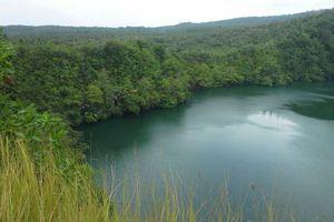 Danau Tolire Besar dan Mitos Buaya Putih