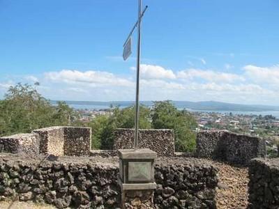 Buton Punya Benteng Terpanjang se-Indonesia