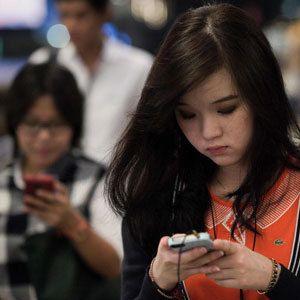 Polisi Bekuk Ribuan Penyebar SMS Palsu
