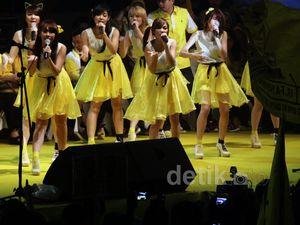 Cherrybelle Hibur Pendukung Golkar