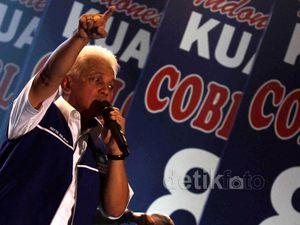 Kampanye PAN di Istora Senayan
