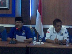 Akhiri Kampanye di Surabaya, Demokrat akan Hadirkan SBY dan Band Wali
