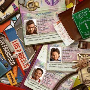 CJR The Movie 2 Syuting di Amerika