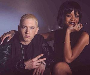Eminem dan Rihanna Akan Merilis Monster di MTV Movie Awards