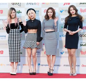 Korean Style: Gaya Miss A yang Simple Sekaligus Seksi