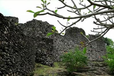 Unik, Benteng Buton Dibikin dengan Putih Telur