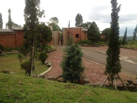 Melihat Luasnya Rumah Prabowo di Hambalang Jabar