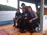 Siap menikmati bawah laut pulau Weh