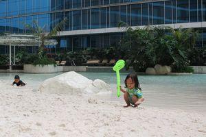 Inilah Satu-satunya Hotel di Bandung yang Punya Pantai