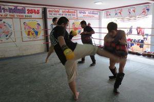 Jurus Maut Muay Thai, Hanuman Kham Longka!