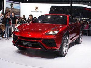 Lagi, Lamborghini Tunda Luncurkan SUV Urus