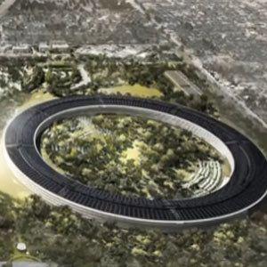 Ini Wujud Markas Spektakuler Apple