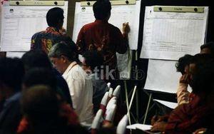 Ini Perolehan Suara Parpol dan Caleg DPR RI dan DPD di Jakarta Utara