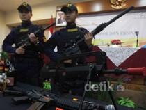 Bea Cukai Sita Miras dan Air Soft Gun Ilegal