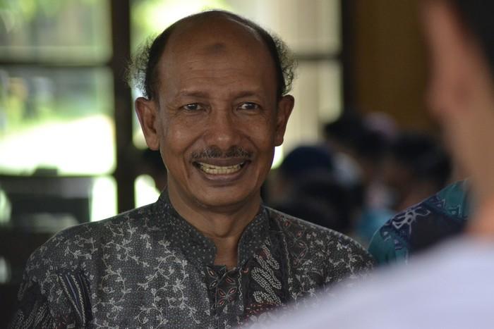 Walikota Pekalongan HM. Basyir Ahmad (alg/detikINET)