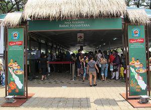 Tahun Ini Festival Jajanan Bango 2014 Hadirkan 65 Kuliner Asli Nusantara