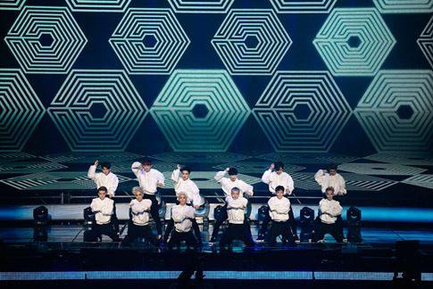 EXO Rilis Album OVERDOSE 7 Mei