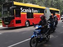 Scania Akan Jadi Armada Baru TransJ