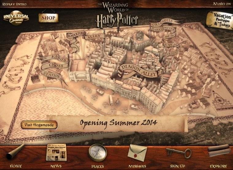 Wahana ini akan ada pada musim panas 2014 (Universal Studios Orlando)